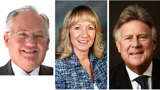 Keith Mashburn and Dee Dee Cavanaugh will serve on the Simi Valley Council and Bob Huber will return as mayor.