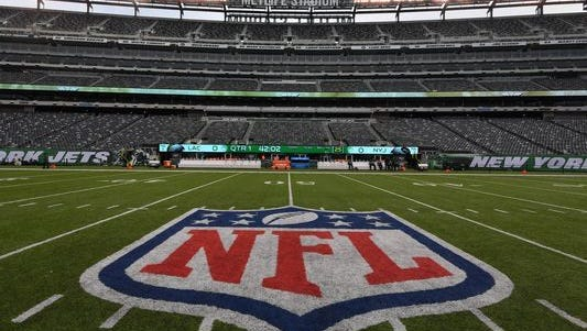 Viewership for NFL broadcasts during the regular season dipped once again in 2017.