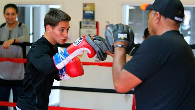 When Rudy Puga Sr. first took a young Villa under his wing, he wasn't sure what would come of it. Now Villa is on the brink of becoming an Olympic boxer.