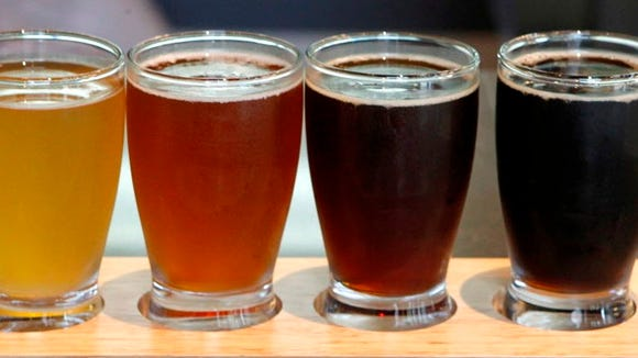 Cafe Hollander, 2608 N. Downer Ave., will be sampling brews on April 11, pairing them to a poem that exemplifies the beers' mood, spirit and thematic resonance.