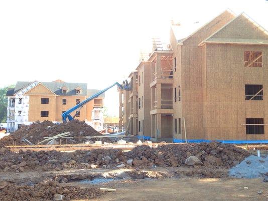 Apartment development