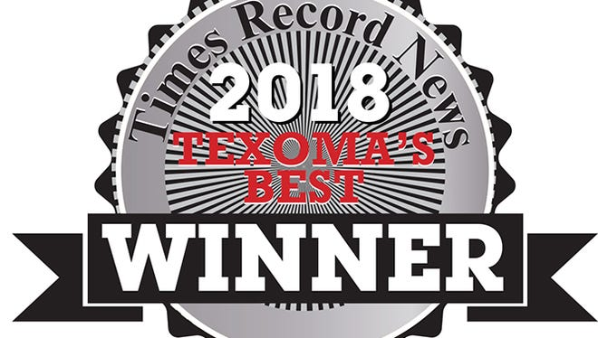 Texoma's Best Awards!