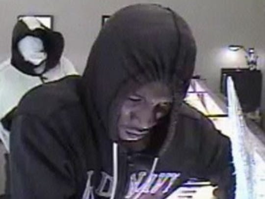 Suspect in Reeds Jewelry robbery