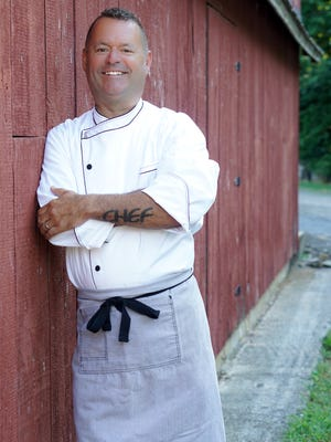 David Albright was the owner and head chef at The Left Bank in York for 20 years. Now, he's working on a new venture.