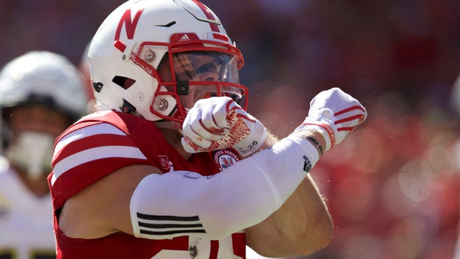 Former Sioux Falls Washington and University of Nebraska standout Nate Gerry was selected in the 5th round of the NFL Draft by the Eagles.