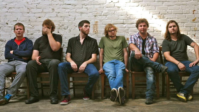 Jazz-funk fusion band Naughty Professor plays Asheville on April 1.