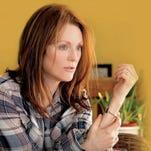 """Julianne Moore in her award-winning role in """"Still Alice."""""""