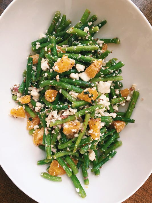 Food Deadline Green Bean Salad