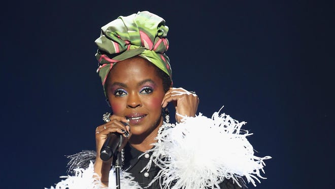 Lauryn Hill will play the Michigan Lottery Amphitheatre at Freedom Hill on July 20.