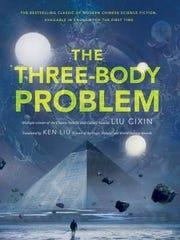 'The Three-body Problem' by Cixin Liu