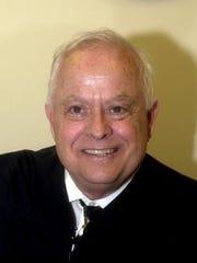 Brevard Judge Warren Burk