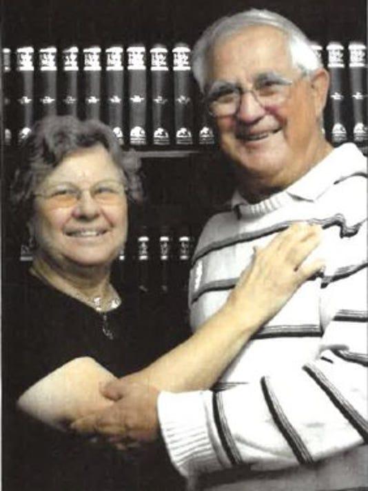 Anniversaries: Gene McCarty & Donna McCarty