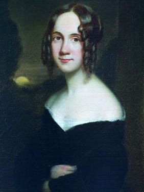 Author and editor Sarah Josepha Hale persuaded President Abraham Lincoln to proclaim Thanksgiving a national holiday in 1863. This is a Nov. 26, 1996 photo of a painting of Sarah Josepha Hale, painted by James Reid Lambdin.
