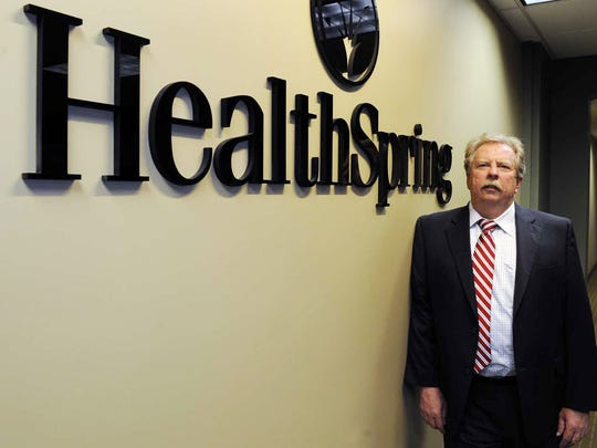 Herb Fritch, 68, has replaced Tom Cigarran as chairman of the Nashville Predators ownership group. Fritch is a veteran of the Nashville heath care industry and founded HealthSpring Inc. in 2000.