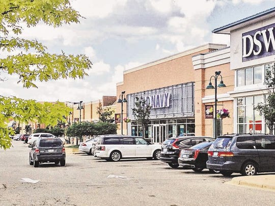 Green Oak Village Place is home to various businesses, like DSW Shoes, Victoria's Secret, Old Navy and more.