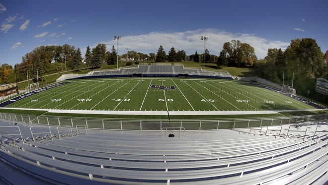 The Lawrence University Banta Bowl has undergone $4.5 million in renovations and will be rededicated Saturday in Appleton prior to a football game.
