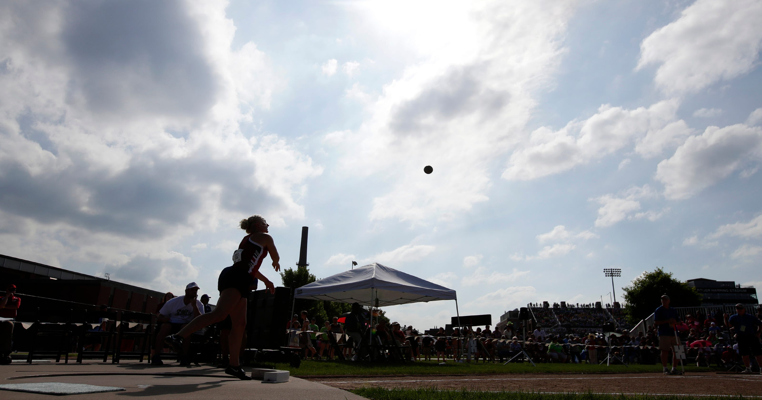reputable site 532a3 6375d WIAA state track and field: Saturday's results
