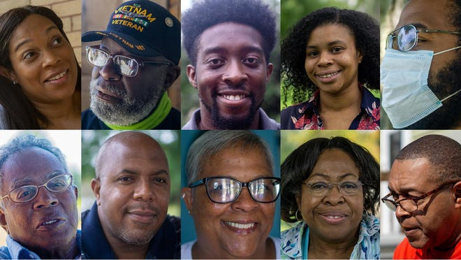 """The Register-Mail staff interviewed 10 local individuals for the """"Black Voices of Galesburg"""" series."""