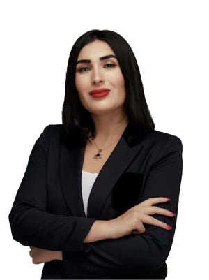 "Laura Loomer, the 27-year-old internet provocateur who says she is the ""most banned woman on the internet"" is running against five other Republican candidates in the U.S. House District 21 primary on Aug. 18, 2020."