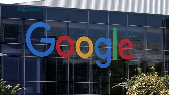 Google is under fire from the Labor Department for