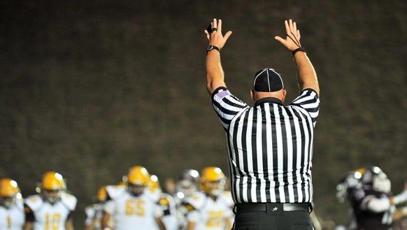 Scenes from Friday's Cherokee at Swain County football
