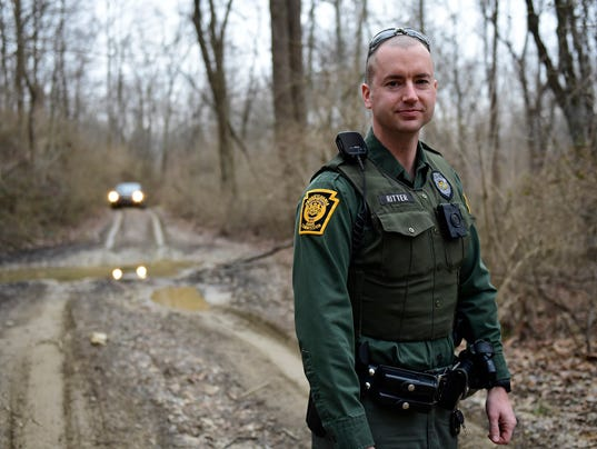 Trumbull county game warden