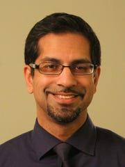 Rashed Fakhruddin is the president of the Islamic Center of Nashville.