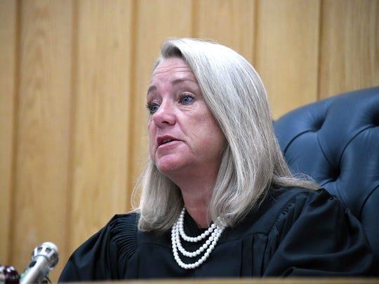 Judge Janice Cunningham handed Larry Nassar a sentence