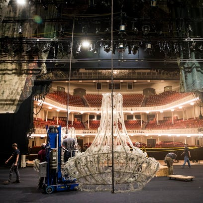 Behind the curtain: Cincinnati Opera's back at Music Hall with a more functional backstage