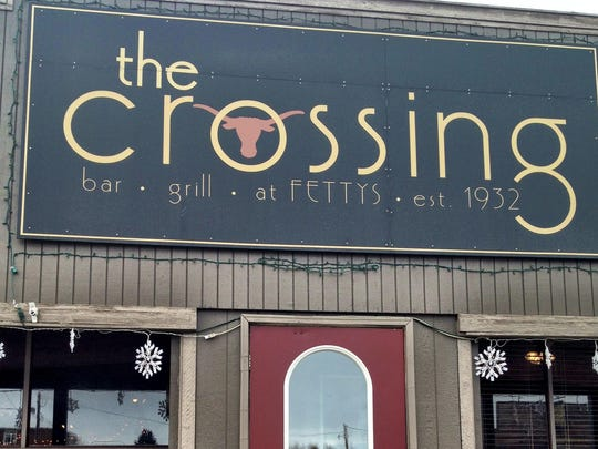 The Crossing at Fetty's Restaurant in Wisdom is for