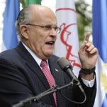 Wickham: My family served, Giuliani did not