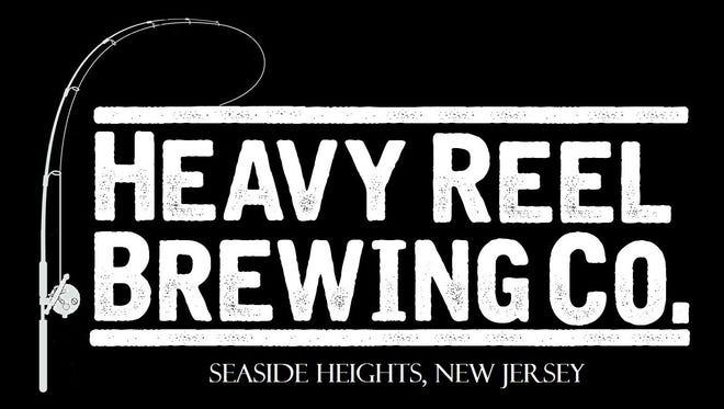 Heavy Reel Brewing Co. logo