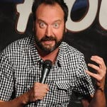 Tom Green appears at Off the Hook Comedy Club Thursday-Sunday.