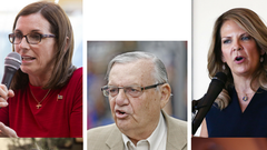 Who says #ArizonaNOT4Sale? The fight over initiatives and Congress say otherwise