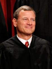 """Chief Justice John Roberts said the Constitution """"seems"""