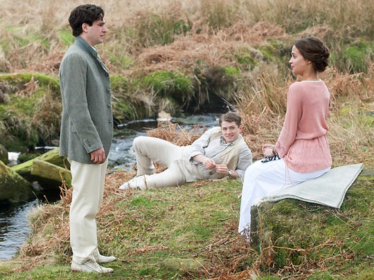 Vera Brittain (Alicia Vikander) and her fellows see the end of their childhood innocence with the coming of war.