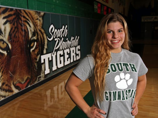 South Plainfield's Nicole Sottiriou is the Home News Tribune Gymnast of the Year.