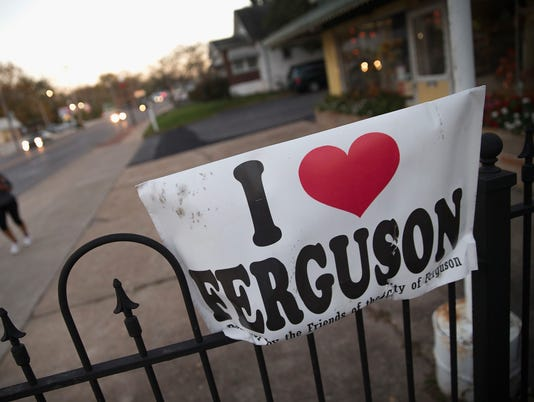 Tense Ferguson, Missouri Awaits Grand Jury Findings In Shooting Of Michael Brown