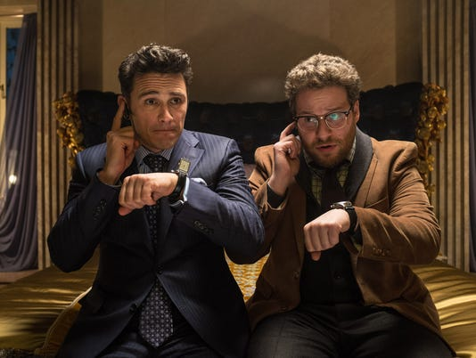 The Interview box office