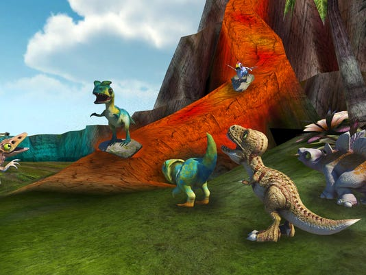Two new dinosaur apps roar into iTunes