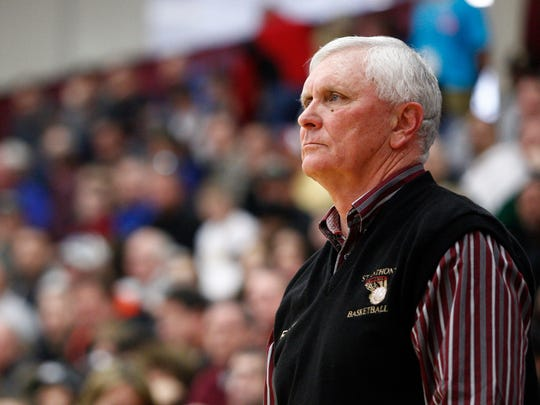 Bob Hurley turned St. Anthony (N.J.) into a powerhouse basketball program.