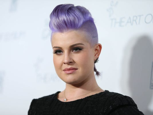 AP PEOPLE-KELLY OSBOURNE A ENT FILE USA CA