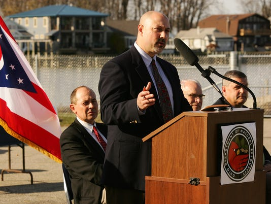 Buckeye Lake dam project kickoff