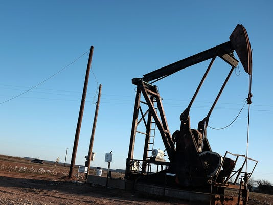 Crashing oil prices