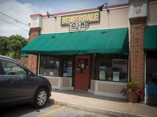 Beaverdale Books celebrates 10 years of providing the community with an independent selection of books for both young and old in Beaverdale, Tuesday, July 5, 2016.