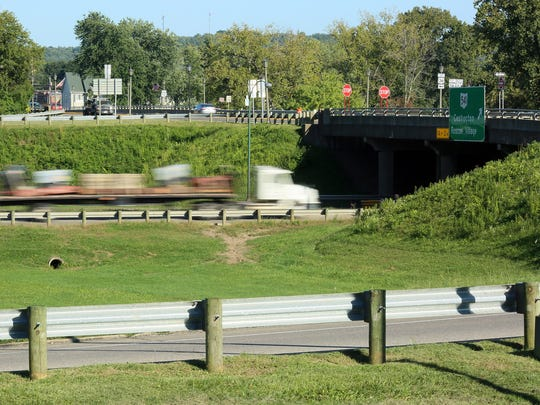 About $18 million is being budgeted to replace or repair bridges on Ohio 541 on the west side of Coshocton with construction starting in 2018.