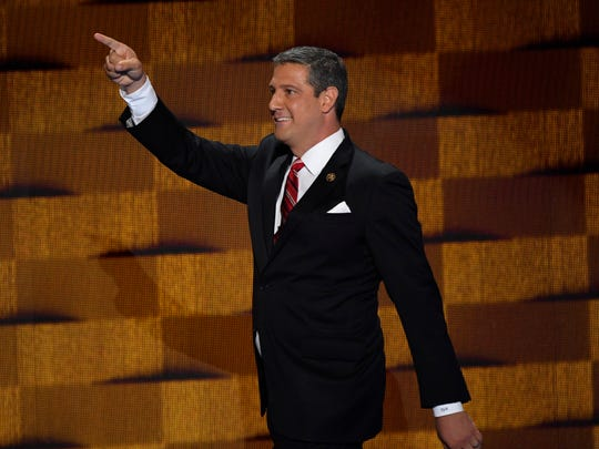 Ohio Congressman Tim Ryan, D-Niles, plans to announce a presidential campaign this week.
