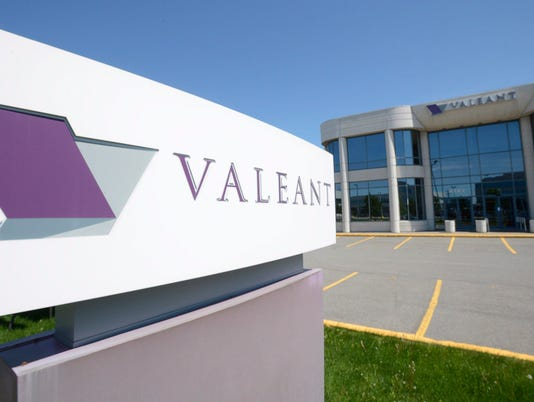 AP VALEANT-FRAUD CHARGES F FILE A CAN