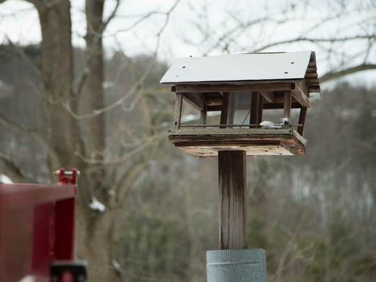 Local businessman and environmentalist Robert Schumann used the 75-acre Nuthatch Hollow site for birdwatching before his death.