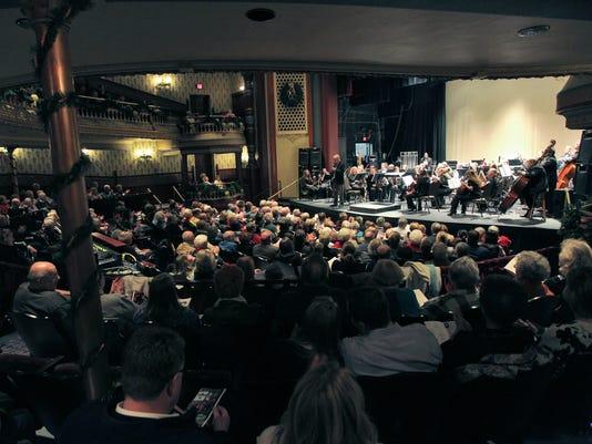 Oshkosh Symphony Orchestra